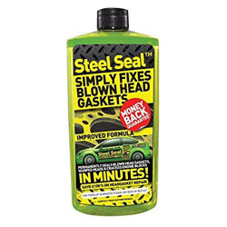 steel seal blown head gasket fix repair sealer 6 cylinder review automobile remedy head. Black Bedroom Furniture Sets. Home Design Ideas
