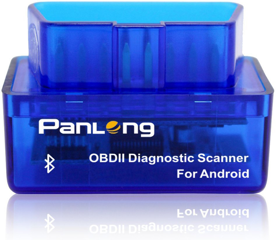 Panlong Bluetooth OBD2 Car Diagnostic Scanner for Android
