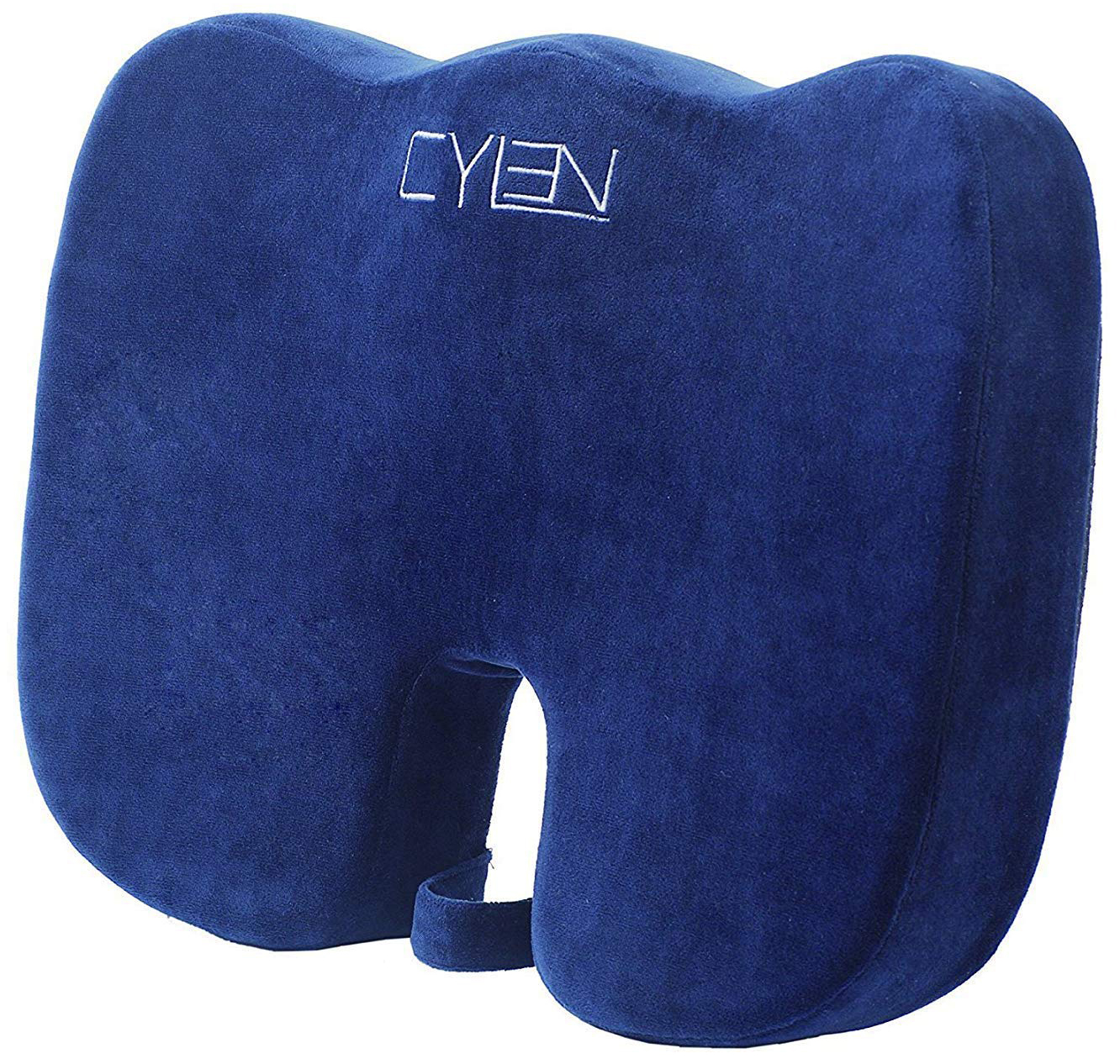 CYLEN -Memory Foam Orthopedic Seat Cushion for Car and Office Chair