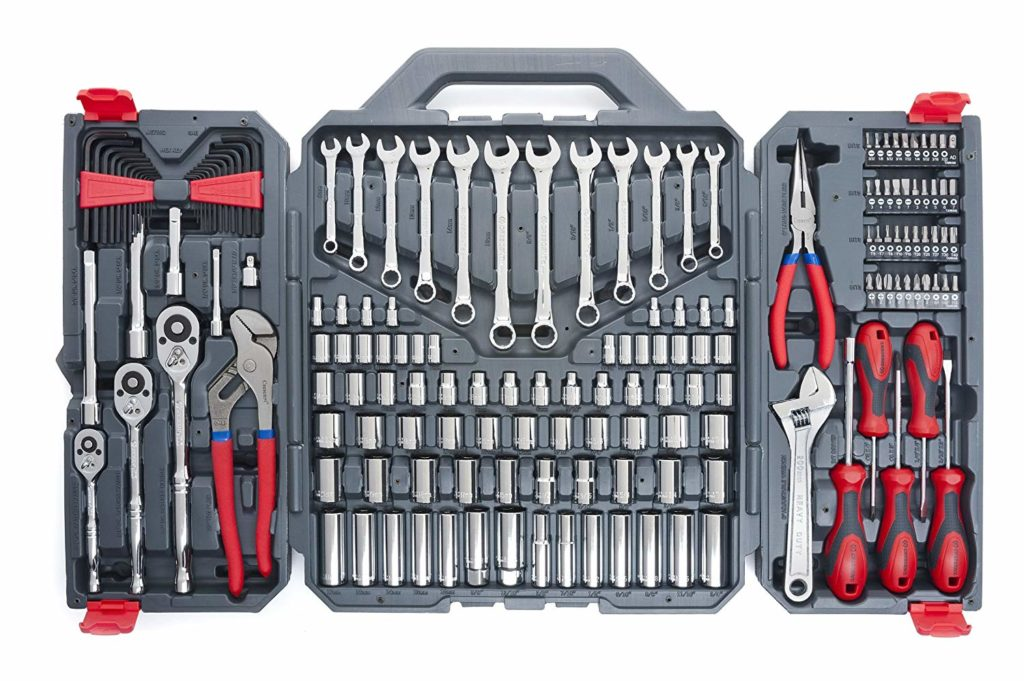 Crescent CTK170CMP2 Mechanics Tool Set - 170-Piece