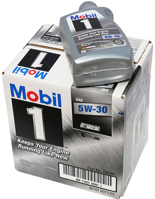 Mobil 1 94001 5W-30