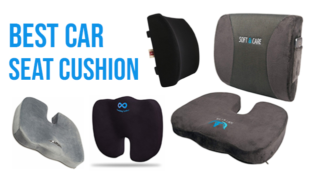 Are You A Road Warrior Here S The Best Car Seat Cushions For Long