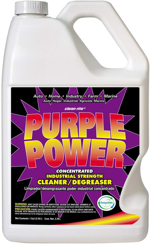 urple Power Industrial Strength Cleaner and Degreaser