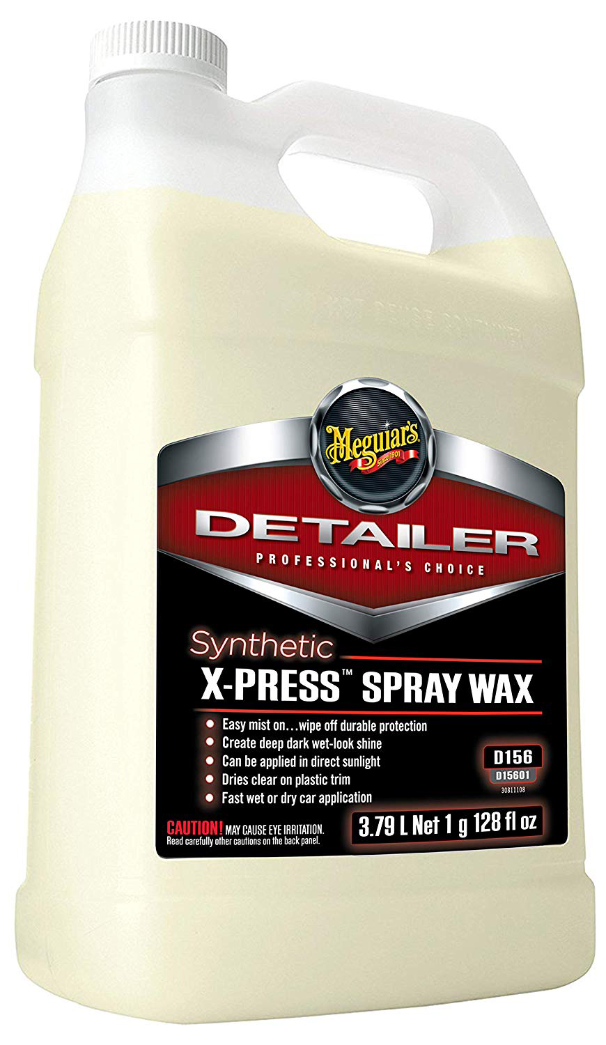 Meguiar's D15601 Synthetic X-Press Spray Wax