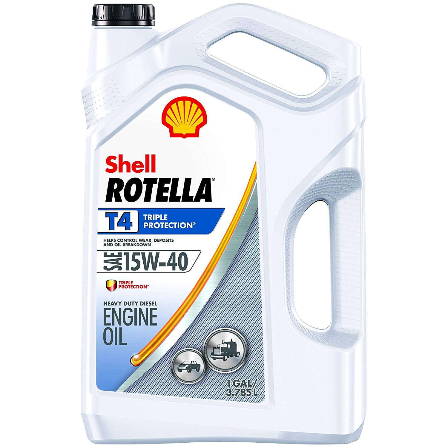 Shell Rotella T4 Triple Protection 15W-40