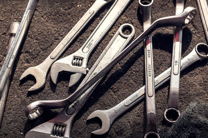 Basic Types Of Ratcheting Wrenches