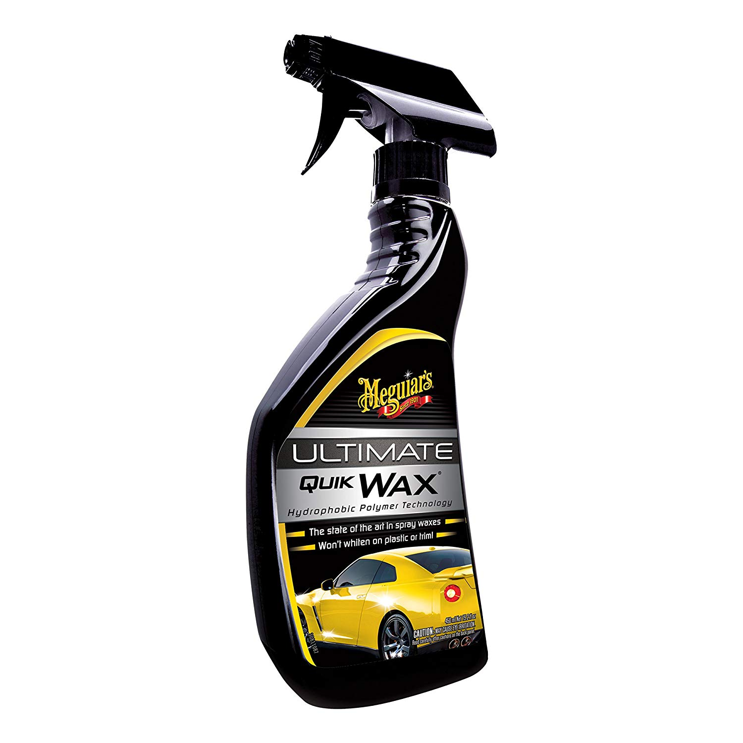 Meguiar's G17516 Ultimate Quik Wax, 15.2 Fluid Ounces