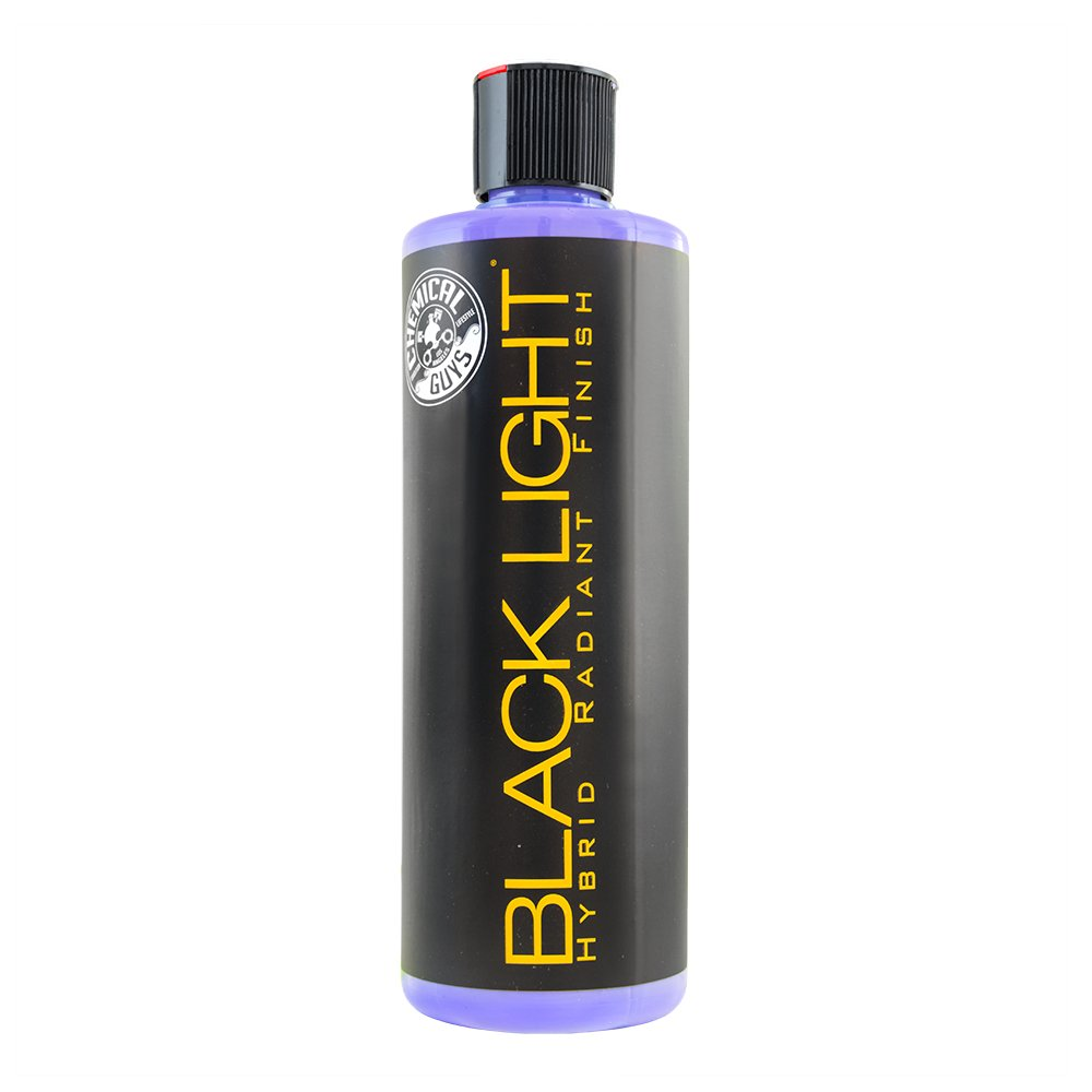 Chemical Guys GAP_619_16 Black Light Hybrid Radiant Finish Color Enhancer