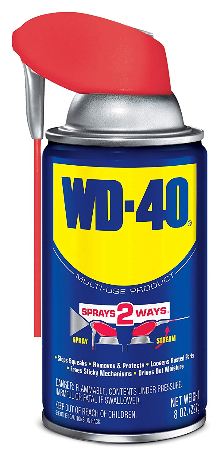 WD-40 490026 Multi-Use Penetrating Oil