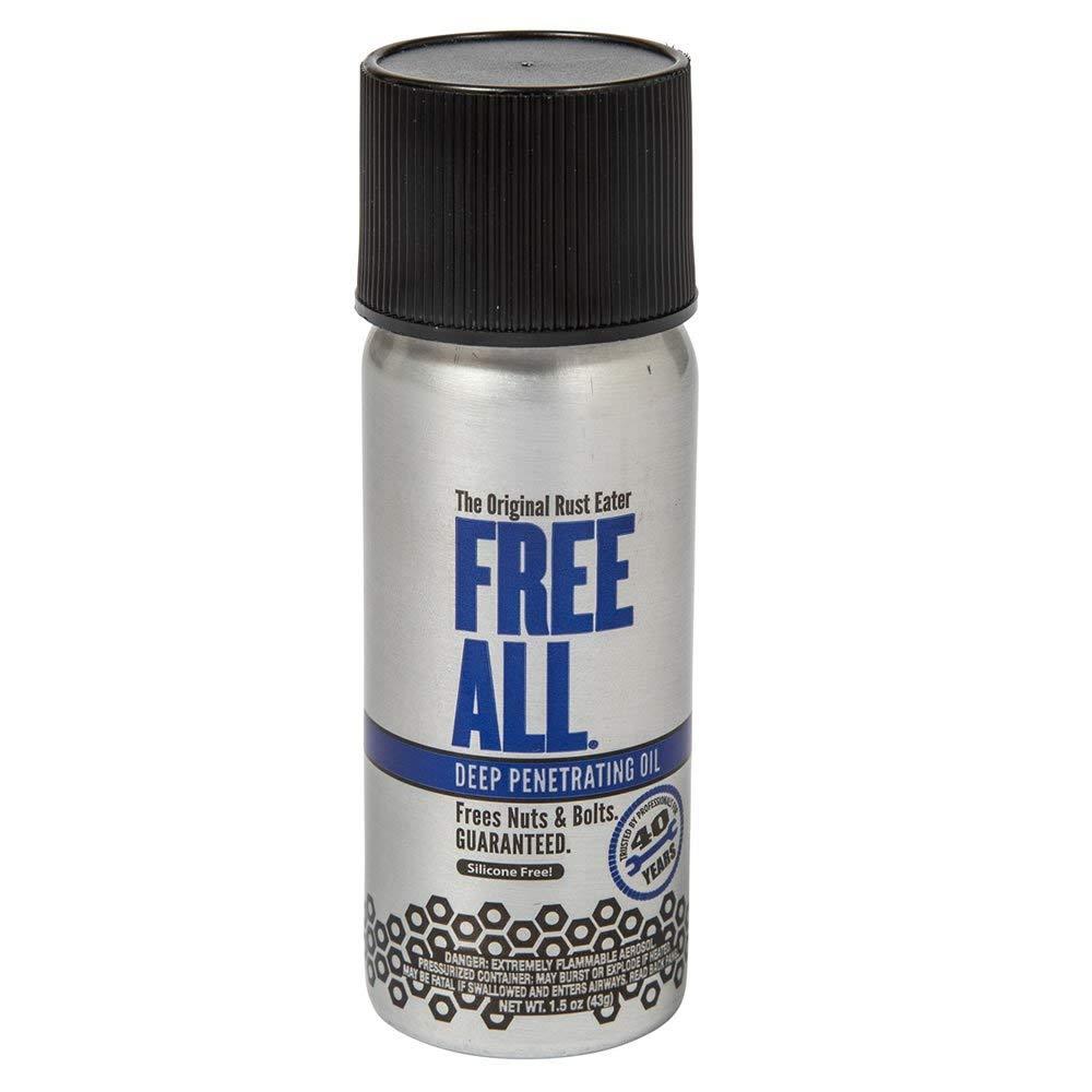 Gasoila Free Rust Eater Penetrating Oil