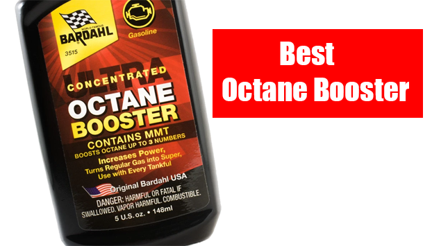 Best Octane Booster