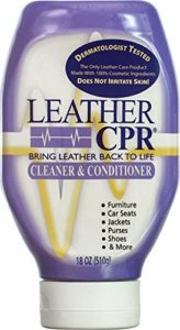 Leather CPR Cleaner & Conditioner
