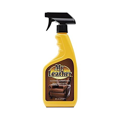 Mr. Leather Cleaner and Conditioner