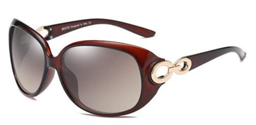 DUCO Shades Classic Polarized Sunglasses