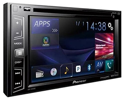 Pioneer AVH-X390BS Double Din 6.2 Inch Car Stereo Receiver