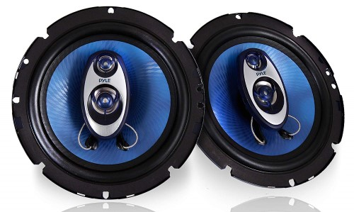 Pyle 6.5'' Three Way Sound System