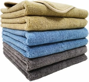 Polyte Microfiber Cleaning Towel