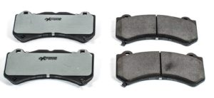 Power Stop Z26-1405 Z26 Extreme Performance Carbon-Ceramic Brake Pad