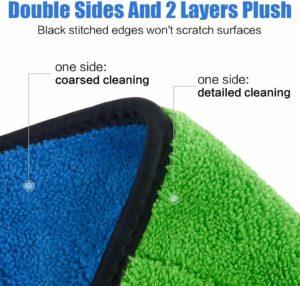Sinland Microfiber Car Drying Towel