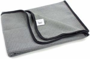 Zwipes Auto 879-2 Professional Microfiber Waffle Drying Towel