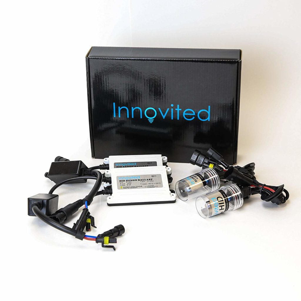 Innovited Xenon 55W HID Lights