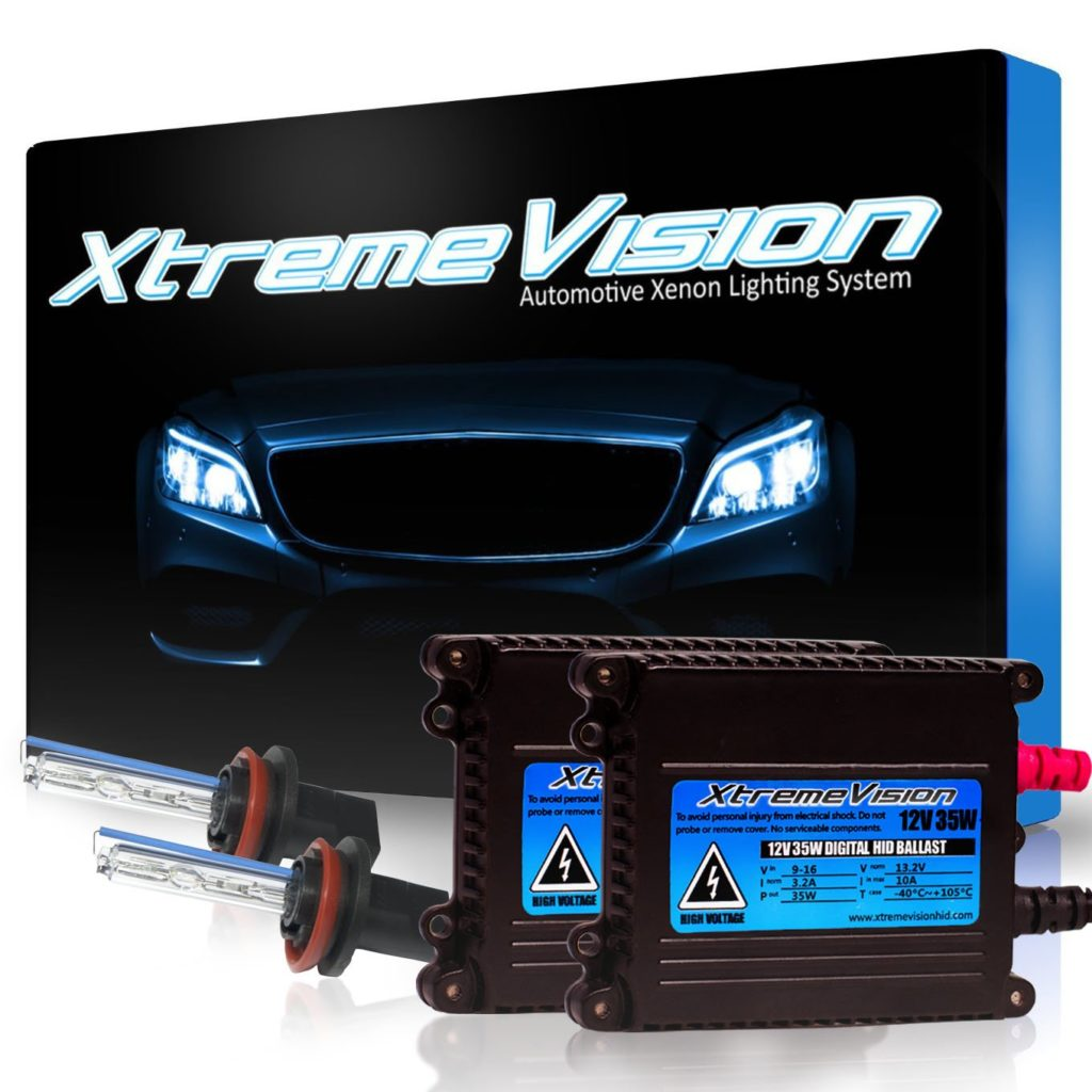 XtremeVision H11 HID Lights