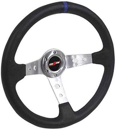 RXMOTOR Drifting Deep Dish Sport Steering Wheel