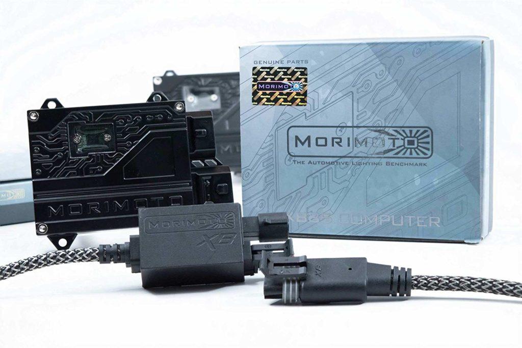 Morimoto Elite HID Kit System