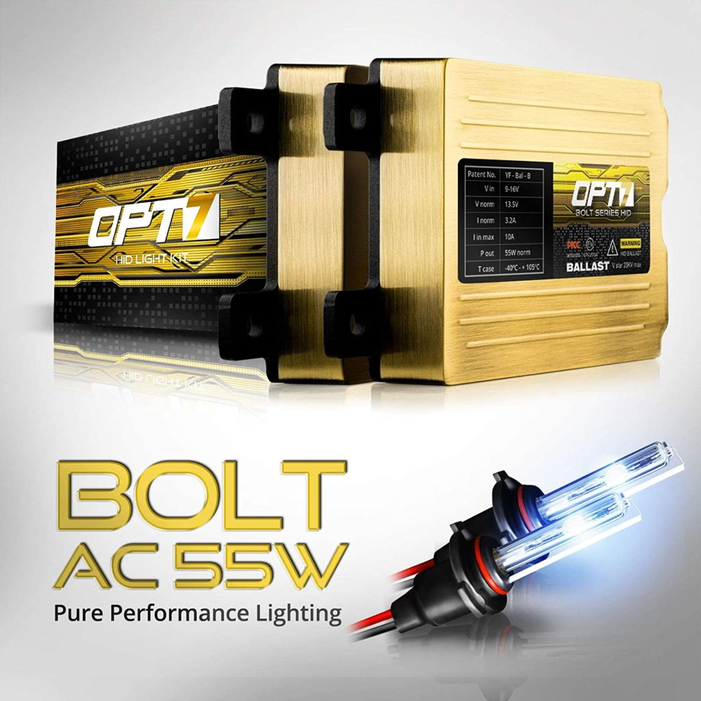OPT7 Bolt HID Kit