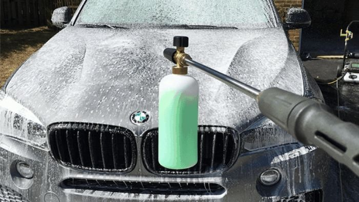 Guide on Buying the Best Foam Cannon