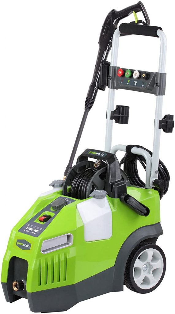 Greenworks GPW1950 Pressure Washer