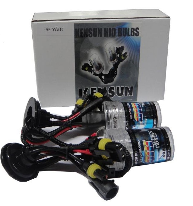 Kensun Xenon Replacement HID Bulbs