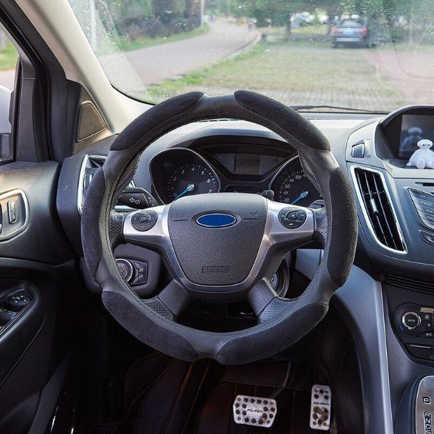 Aumo-mate 40CM Car Steering Wheel Cover