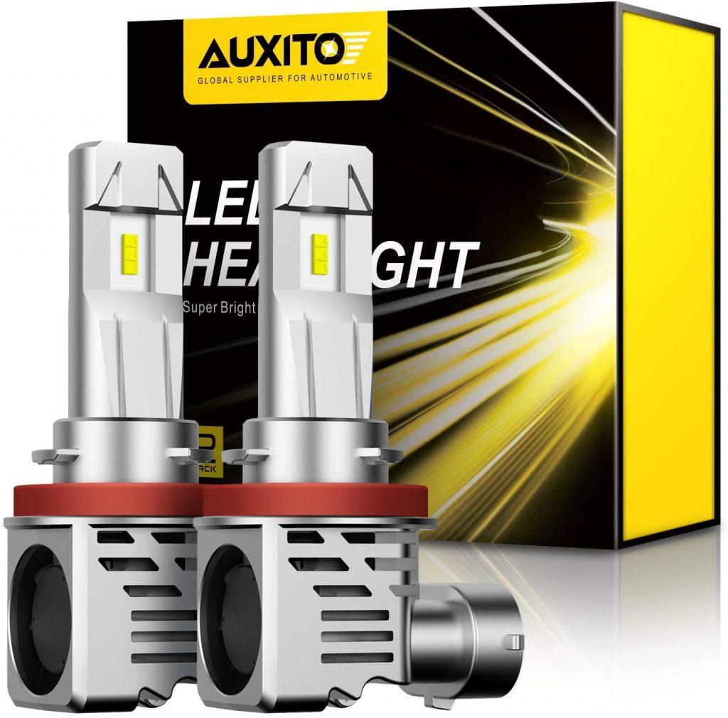 AUXITO H11 headlight bulbs