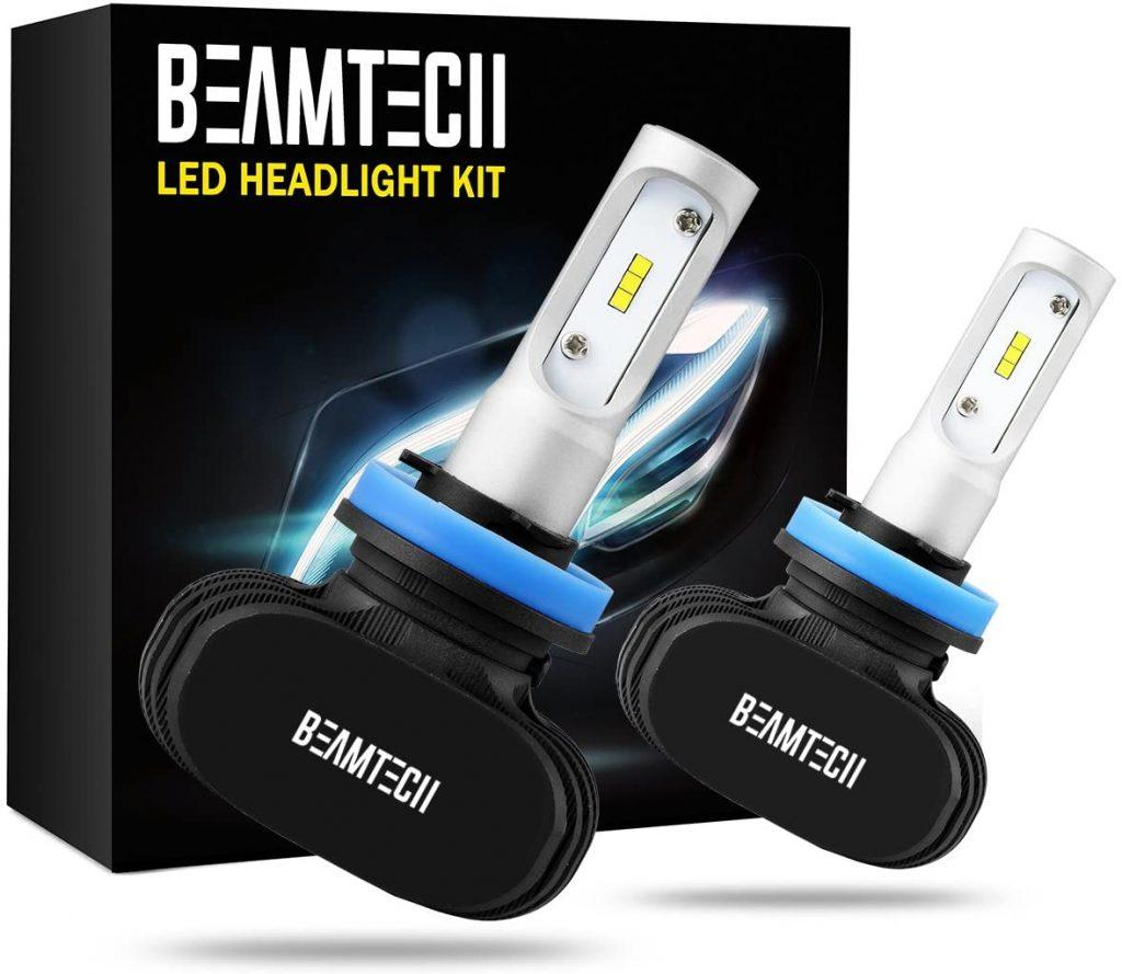 BEAMTECH H11 LED chips headlight bulb