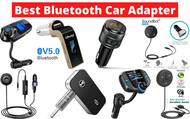 Best Bluetooth Car Adapter