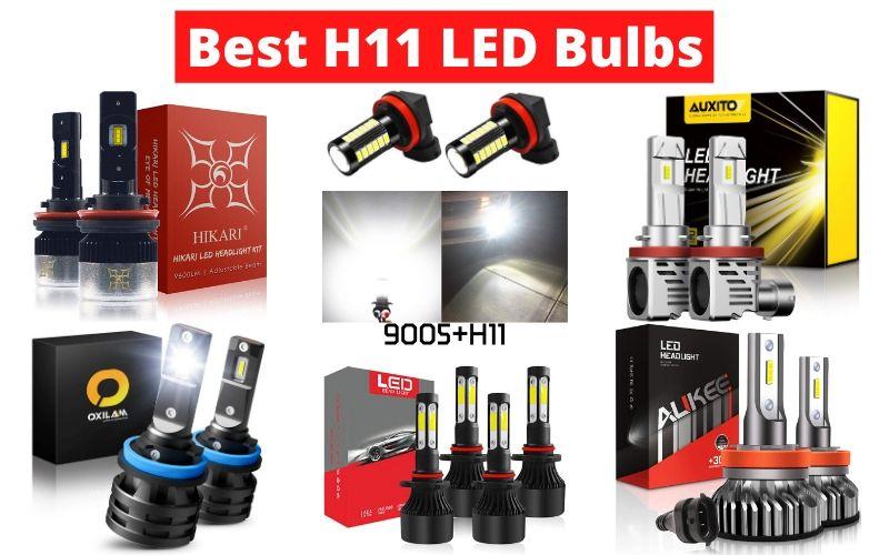 Best h11 led bulbs