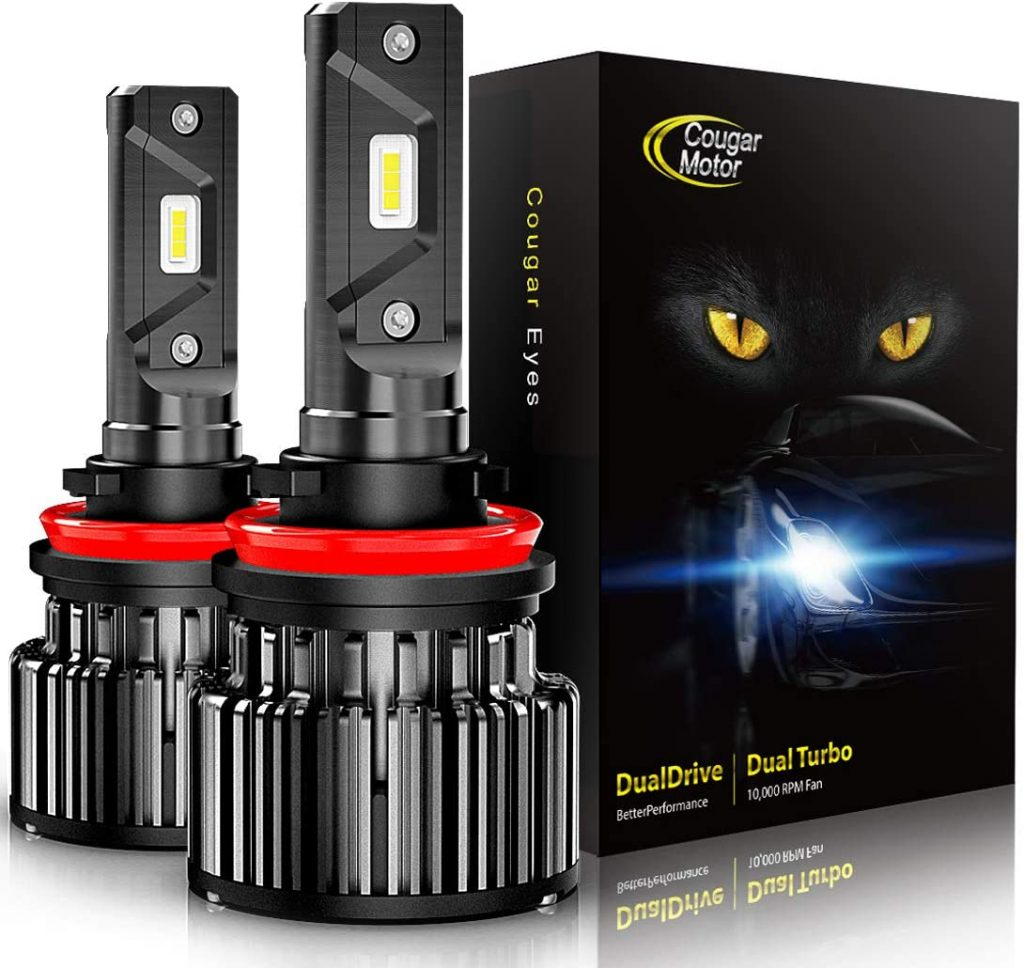 Cougar Motor LED H11 all in one kit