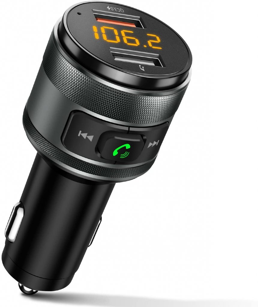 Imden bluetooth FM transmitter for car