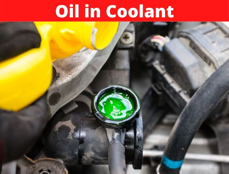 Oil in Coolant