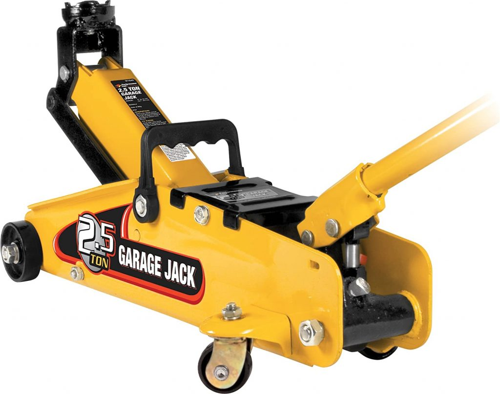 Performance Tool W1640 2-½ floor jack