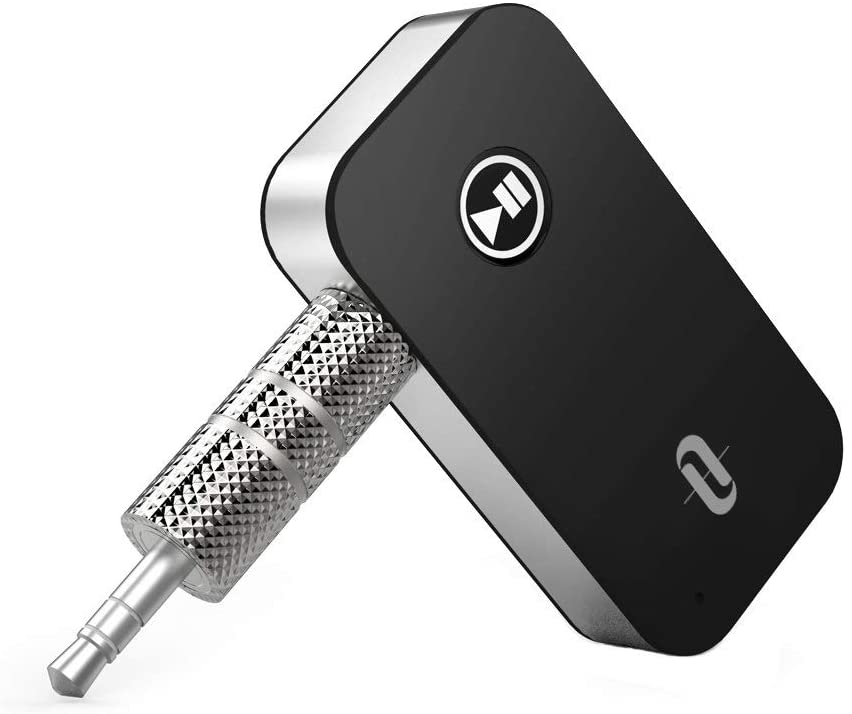 TaoTronics bluetooth receiver and car kit