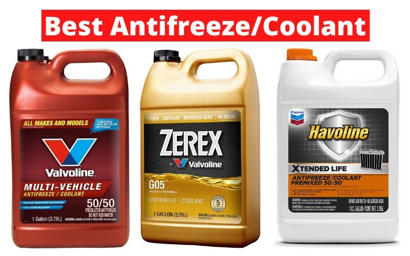 Best Antifreeze/Coolant