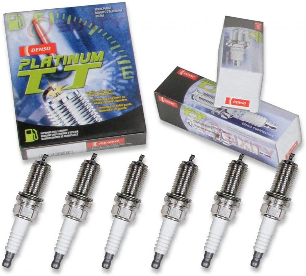 DENSO #4503 platinum TT spark plug
