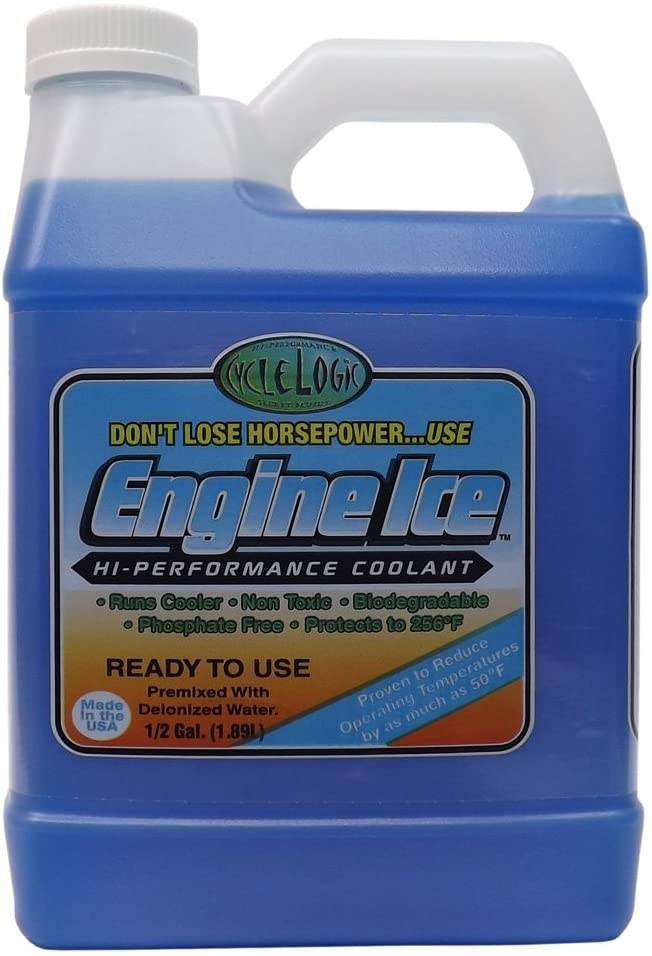 Engine Ice TYDS008 High Performance Coolant