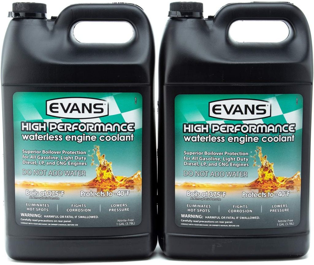 Evans EC53001 High Performance Waterless Coolant