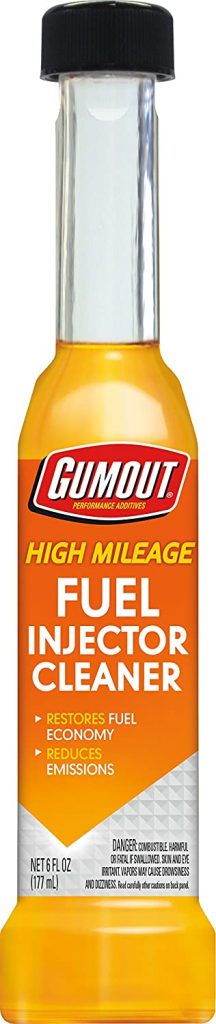 Gumout High Mileage Fuel Injector Cleaner