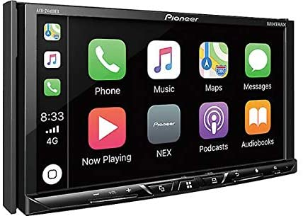 Pioneer AVH-2400NEX 7 touchscreen car stereo
