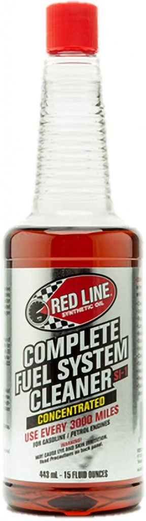 Red Line (60103) Complete SI-1 Fuel System Cleaner