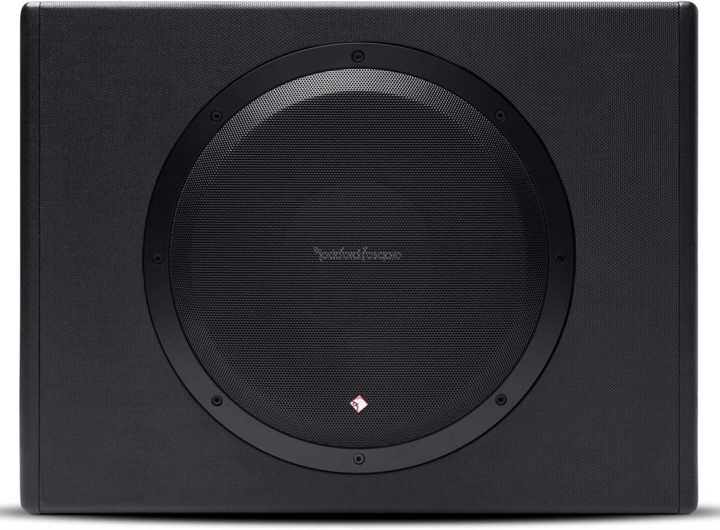 Rockford Fosgate Punch Powered Loaded Subwoofer
